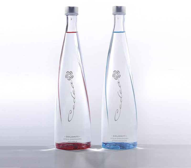 Cedea Luxury Mineral Water Reddot 2018 winner