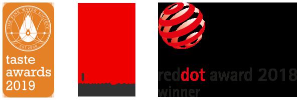 Cedea RedDot Taste Awards A'Design Awards
