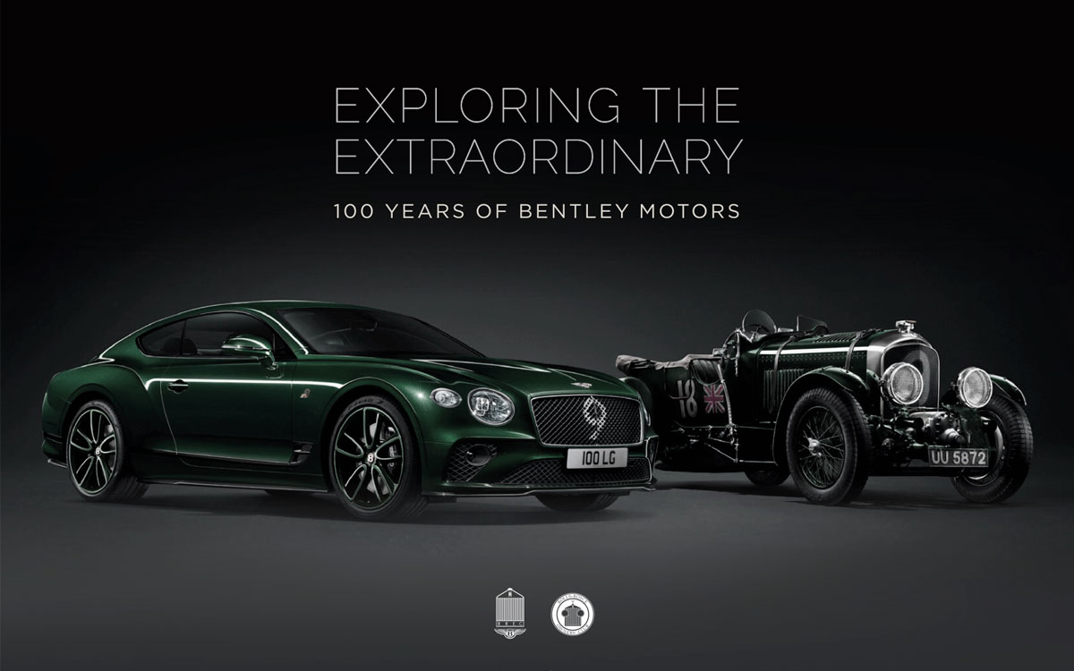 cedea luxury mineral water bentley anniversary rolls royce