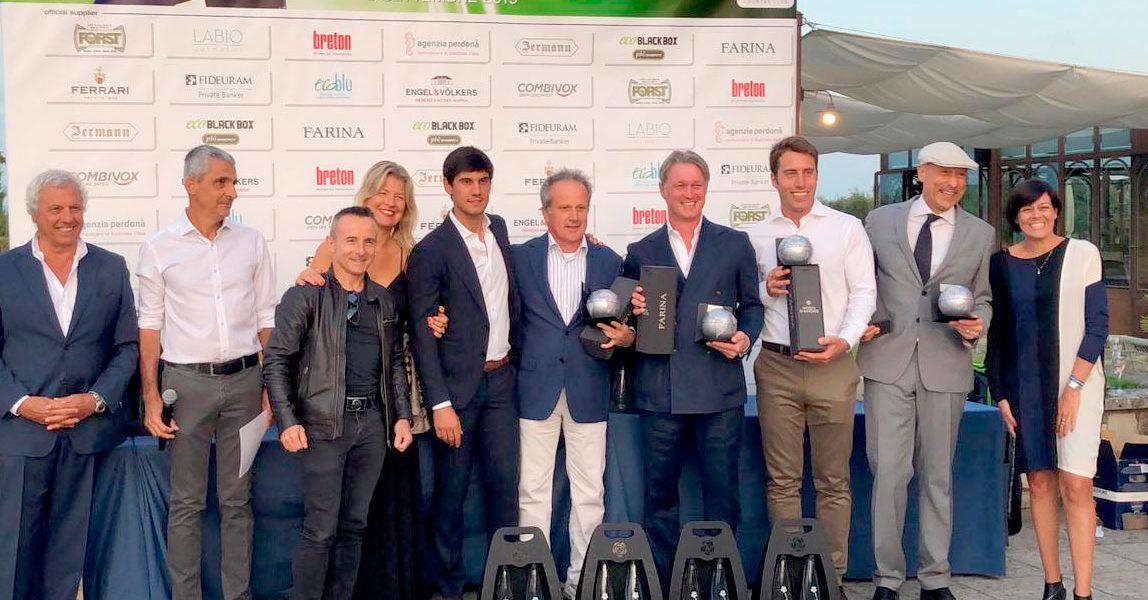 Cedea water sponsors Dravet Italia Onlus