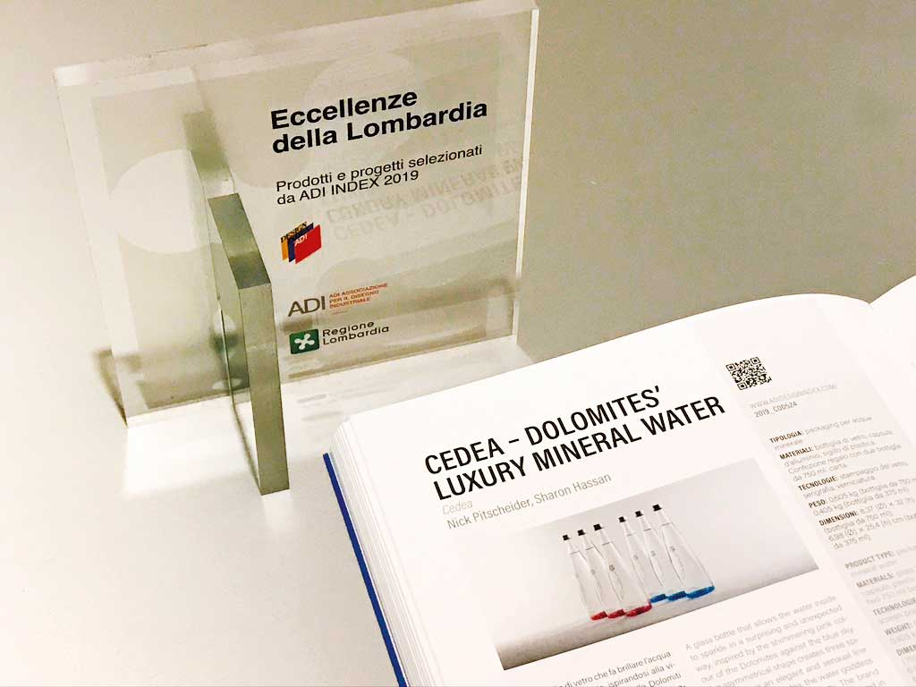 Cedea awarded Design Excellence by ADI