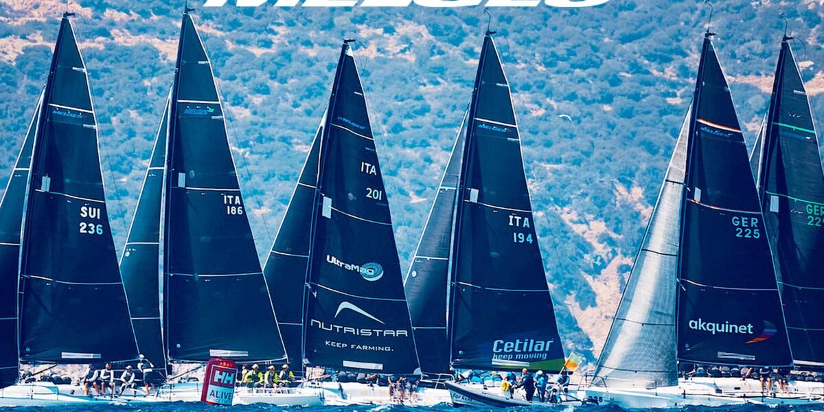 Melges performance boats